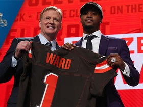 Watch: Browns select Denzel Ward No. 4 in the 2018 NFL Draft
