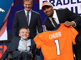 Watch: Broncos select Bradley Chubb No. 5 in the 2018 NFL Draft