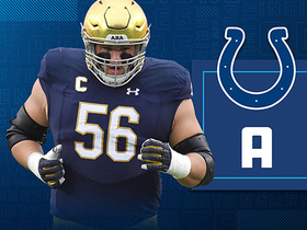 Watch: Instant Draft Grade Quenton Nelson: A