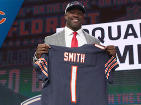 Watch: Bears select Roquan Smith No. 8 in the 2018 NFL Draft