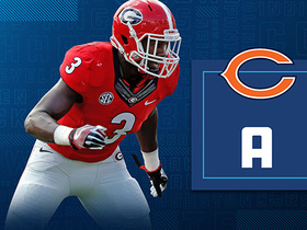 Watch: Instant Draft Grade Roquan Smith: A