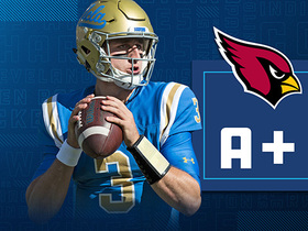 Watch: Instant Draft Grade Josh Rosen: A+