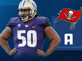 Watch: Instant Draft Grade Vita Vea: A