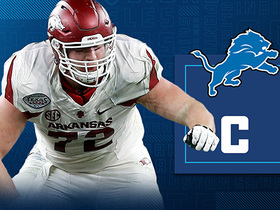 Watch: Instant Draft Grade Frank Ragnow: C