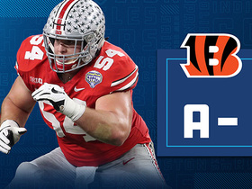 Watch: Instant Draft Grade Billy Price: A-