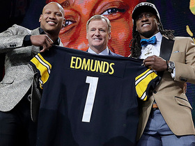 Watch: Instant Draft Grade Terrell Edmunds