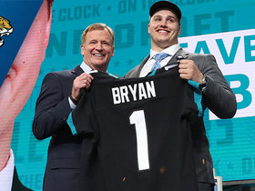 Watch: Jaguars select Taven Bryan No. 29 in the 2018 NFL Draft