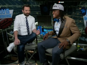 Watch: DDFP: Shek with Steelers S Terrell Edmunds