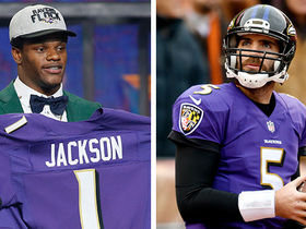 Mayock: Flacco doesn't need to respond about Ravens drafting Lamar Jackson