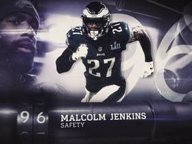 'Top 100 Players of 2018': Malcolm Jenkins | No. 96