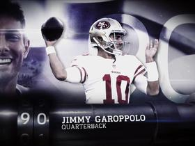 'Top 100 Players of 2018': Jimmy Garoppolo | No. 90