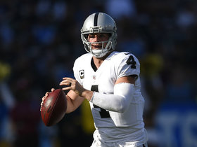 Kyle Brandt: Derek Carr can still be the face of the NFL, but this season looms large