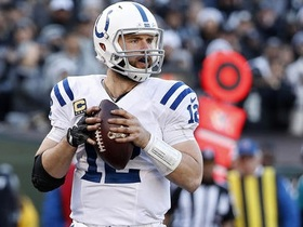 Nate Burleson: Colts need Andrew Luck to take care of himself to get team back on track