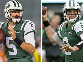 Why did the Jets keep Christian Hackenberg instead of Bryce Petty?