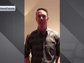 Matt Ryan: Looking forward to bringing Atlanta a championship