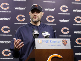 Adrian Amos: Bears are ready to take next step with Matt Nagy