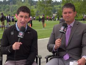 Ruiz: 'It's going to be tough' for Chancellor, Avril to play football again