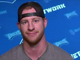 Carson Wentz: I'm 'very confident' I'll be back Week 1