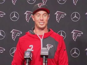 Matt Ryan: 'I would love to' play until I'm 42 years old