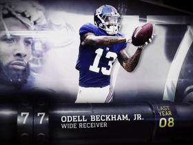 'Top 100 Players of 2018': Odell Beckham Jr. | No. 77