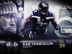 'Top 100 Players of 2018': Kam Chancellor | No. 75