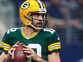 Dan Orlovsky: When Aaron Rodgers escapes the pocket, it's a 'horror film' for opponents