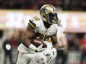 How should the Saints handle the four-game loss of Mark Ingram?