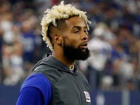 O'Hara: Giants 'want to pay' OBJ, don't want 'drama' of drawn-out contract talks