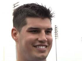 Mason Rudolph: 'The media got kind of twisted around' over Big Ben's comments