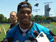 Watch: DJ Moore on Cam Newton: 'He made his own swag'