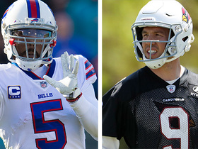 Will Tyrod Taylor or Sam Bradford last longer as the starting QB?