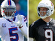 Watch: Will Tyrod Taylor or Sam Bradford last longer as the starting QB?