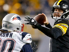 Burleson: Big Ben's motivation is to beat Pats, not stave off Mason Rudolph