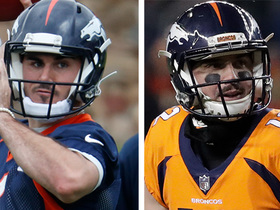 James Palmer: Chad Kelly, Paxton Lynch to compete for Broncos' backup QB job