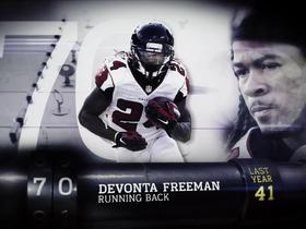 'Top 100 Players of 2018': Devonta Freeman | No. 70