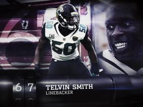 'Top 100 Players of 2018': Telvin Smith | No. 67