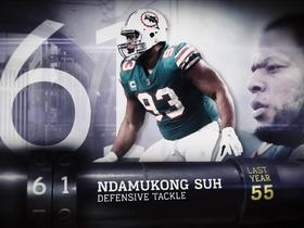'Top 100 Players of 2018': Ndamukong Suh | No. 61