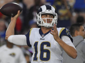Dan Orlovsky: Jared Goff's offensive weapons are like the 'Cheesecake Factory,' everything is good