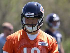 Casserly: Bears have done an 'A-plus' job helping Trubisky this offseason