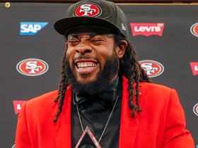 Wyche: 49ers don't want to turn Sherman loose until training camp