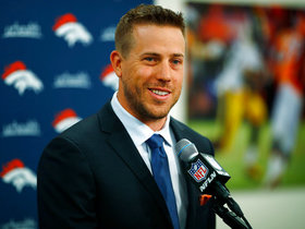Burleson: Broncos seem to believe they are completely set at QB with Case Keenum