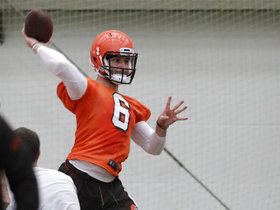 Damarious Randall on Baker Mayfield: We can sense his 'swagger'