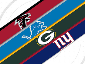 Watch: Which team has the best chance to reach Super Bowl LIII: Falcons, Lions, Packers or Giants?