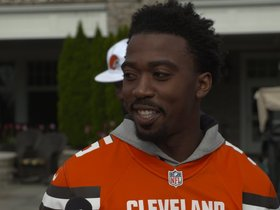Watch: Tyrod Taylor: Excited to compete against the defense in practice