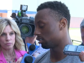 Watch: Eli Apple: 'Of course' I was embarrassed by my 2017 season