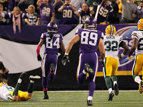 Watch: Longest TDs by category in regular season and playoffs