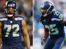 Watch: Sherman or Bennett: Who will have a better 2018 campaign? Cliff Avril weighs in