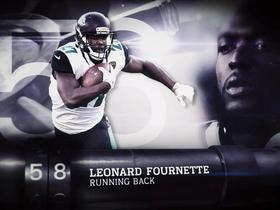 Watch: 'Top 100 Players of 2018': Leonard Fournette | No. 58