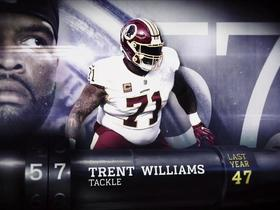 Watch: 'Top 100 Players of 2018': Trent Williams | No. 57