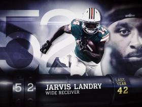 Watch: 'Top 100 Players of 2018': Jarvis Landry | No. 52